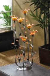 Allyoops has a wonderful array of candleabras, a favorite of both Alice and Sandra.