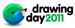 Drawing Day 2011 Event Logo