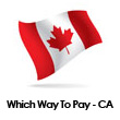 Which Way To Pay - Canada