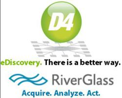 D4, LLC partners with RiverGlass, Inc. at CEIC 2011