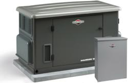Briggs & Stratton 18/20kW NG/ LP Generator & 200 Amp ATS for Whole House Managed Power