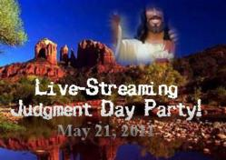 May 21 Judgment Day Party