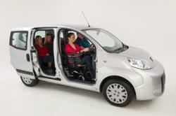 Allied Mobility Unveil New Drive From Wheelchair Car