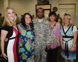 GED Plus graduate Pvt. Mohammed F. Hossain can now write and read English thanks to his team of educators at the National Guard GED Plus program.