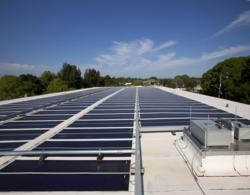 City of Seminole Public Works and Operations Solar Roof
