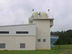 MIEX(R) Treatment System at Johnston County North Carolina
