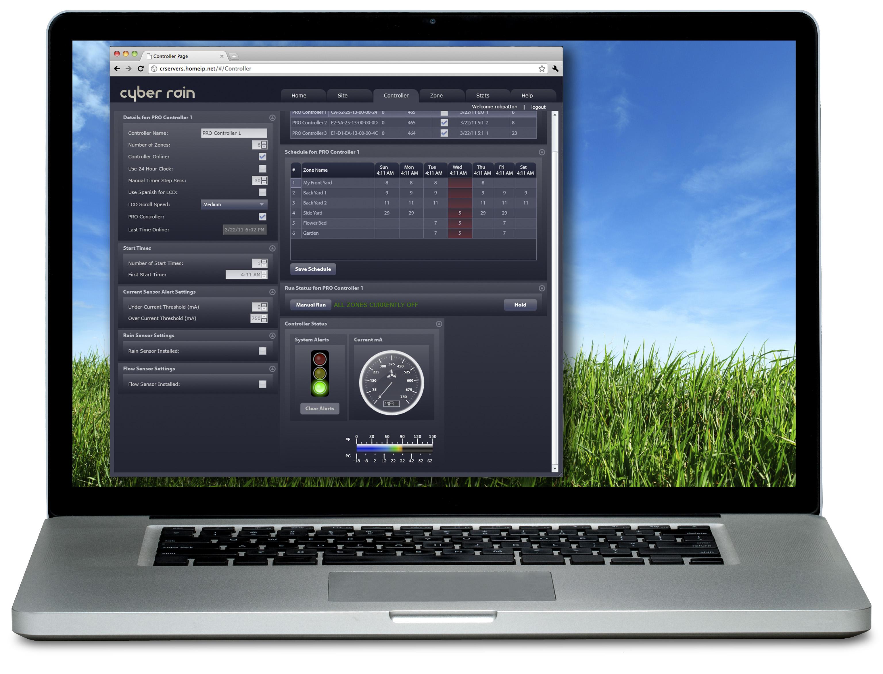 La Based Green Technology Company Cyber Rain Launches Xci