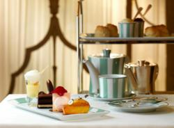 Claridges Hotel London afternoon tea