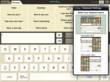 Verbally keyboard selection settings