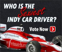 Sexiest Indy 500 Race Car Driver Poll