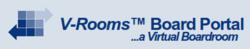 V-rooms Board Portal