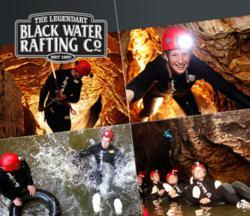 Discover Waitomo Caves - Black Water Rafting
