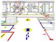 warehouse floor marking tape
