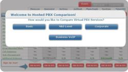 hosted-PBX-service
