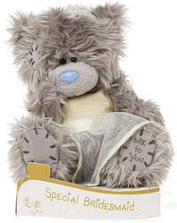 Bridesmaid Teddy Bear Gift