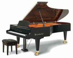 Kimiko Ishizaka will record Bach's Goldberg Variations on the Model 290 Imperial