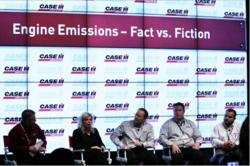 Tier 4 Engine Emissions Technology Panel