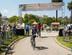 Personal injury attorney sponsor for Aids Lifecycle