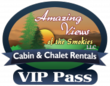 Guests Receive Free Activities with Amazing Views of the Smokies Cabin...