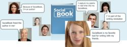 The SocialBook© by BookRix is an online, collaborative writing tool for social media users worldwide.