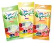 Leaf Brands launches Yummers!, hard candy made with 100% real fruit pieces, fruit juice and fruit flavors