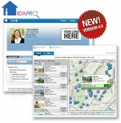 IDXPro Version 4.0 Quick Search Page For Realtors
