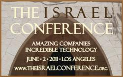 The Israel Conference on June 2, 2011 in Los Angeles