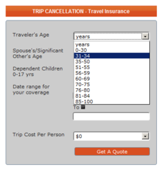 Trip Cancellation andTravel Insurance instant quote apps now available at http://www.gninsurance.com