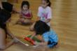 Minnie Class Learning Rhythm Sticks