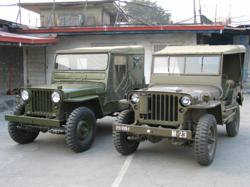 The Mighty Jeep Rides High in the Philippines - G503