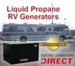 Electric Generators Direct Announces Top Liquid Propane RV Generators