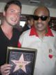 Tyler Wade and Stevie Wonder