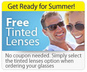 free upgrade from prescription glasses to prescription sunglasses