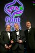 Team from Mercury Packaging at Awards Ceremony