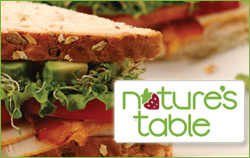 Nature's Table Cafe Fast Casual Restaurant Franchise