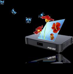 PrimeDTV 2D to 3D Converter Box