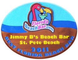 Jimmy B's Top Beach Bar