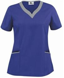 UA Sea Grape Women's V-Neck Scrub Top