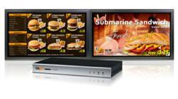 SMP-WEBDUO Dual-Display Digital Signage Player