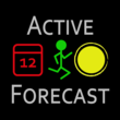 Active Forecast