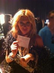 Ke$ha, Dress for Success, Bolzano Handbags, Billboard Music Awards, Backstage Creations Celebrity Retreat