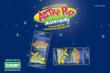 Astro Pop Asteroids are bite-sized versions of the classic Astro Pop lollipop.