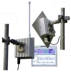 5.8 GHz Outdoor 5 Mbps Wireless Ethernet Radios