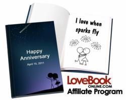 LoveBook Affiliate Program
