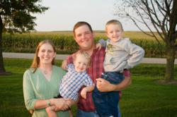 Illinois Farm Families - Watch Us Grow - Family to Family Farm Tours