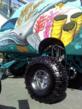 Displayed at SEMA 2010 LV w/PowerSheen Tire Brite