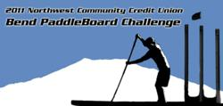 Stand Up Paddle (SUP) Race in Bend, Oregon