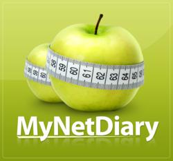MyNetDiary, online and mobile calorie counter