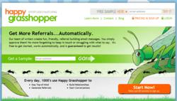 www.happygrasshopper.com home page
