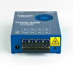 Telecast Thor SSM - Multiplexer, Repeater, Crosspoint Switcher